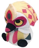 Monster Hunter Rise Aknosom Chibi Plush