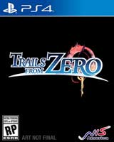 Legend Of Heroes: Trails From Zero