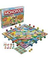 Animal Crossing Monopoly