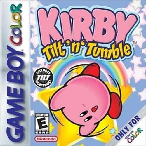 Kirby Tilt 'n Tumble