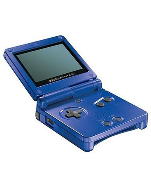 Nintendo Game Boy Advance SP Cobalt Blue
