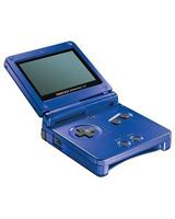 Nintendo Game Boy Advance SP Cobalt Blue System Trade-In