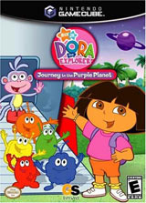 Nick Jr. Dora the Explorer: Journey to the Purple Planet