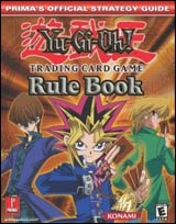 Yu-Gi-Oh Trading Card Game Rule Book Prima's Official Strategy Guide