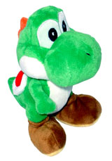 Mario Party Yoshi Plush