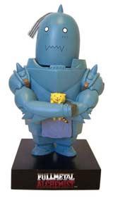 Fullmetal Alchemist: Alphonse Bobble Head