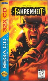 Fahrenheit / 32X CD