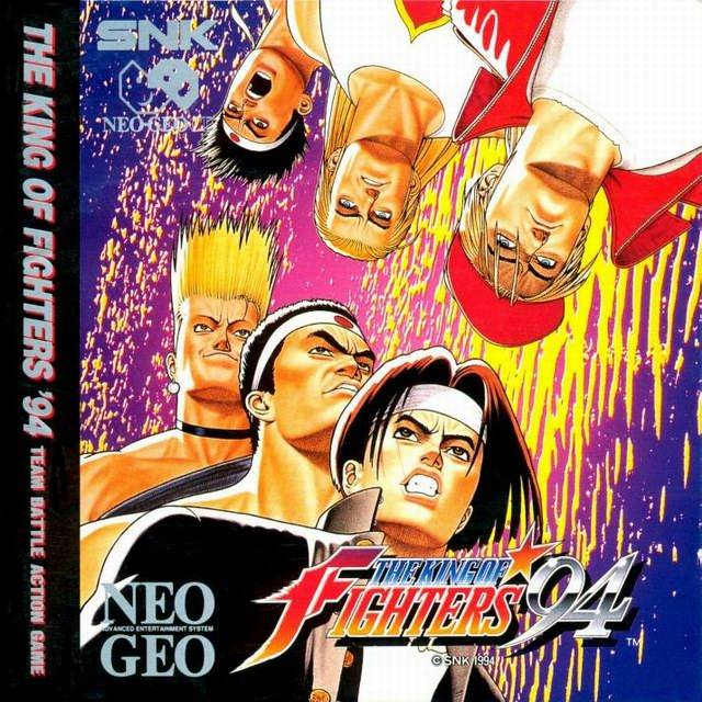 King of Fighters '94 Neo Geo CD
