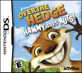Over The Hedge Hammy Goes Nuts