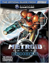Metroid Prime 2 Echoes Nintendo Power's Official Strategy Guide