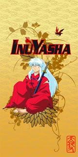 Inu Yasha: Inu Yasha Bath Towel
