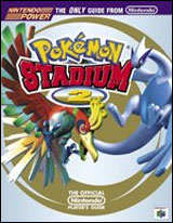 Pokemon Stadium 2 Nintendo Power Player's Guide