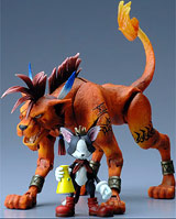 Final Fantasy VII: Play Arts Game Ed. Vol. 2 Red XIII & Cait Sith