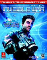 Deus EX 2: Invisible War Official Strategy Guide Book