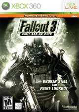 Fallout 3 Expansion Pack: Broken Steel & Point Lookout