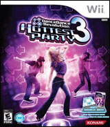Dance Dance Revolution Hottest Party 3 Bundle