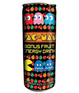 Pac-Man Bonus Fruit Energy Drink