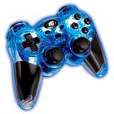 PS3 Wireless Rumble Pad Blue