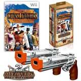 Gunslingers with 2 Revolver Guns