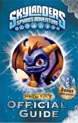 Skylanders: Spyro's Adventure Master Eon's Official Guide