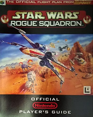 Star Wars Rogue Squadron Nintendo Power Guide