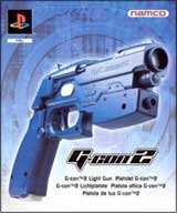 PS2 Guncon 2 Blue by Namco