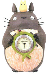 My Neighbor Totoro: Totoro Souvenir Table Clock
