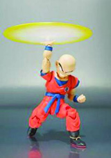 Dragon Ball Z: Krillin S.H.Figuarts Action Figure