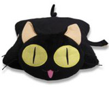Trigun Kuroneko Plush Pillow