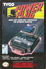 Super Nintendo Power Plug