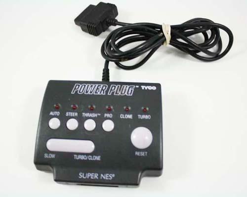 Tyco Super Nintendo Power Plug