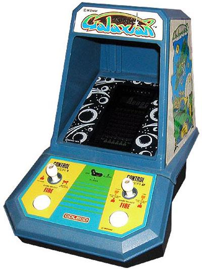 Coleco Mini-Arcade Galaxian
