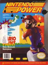 Nintendo Power Volume 39 Mario Paint