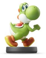 amiibo Yoshi Super Smash Bros