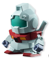 Mobile Suit Gundam Build Model RGM-79 GM