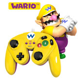 Wii U Wario Wired Fight Pad