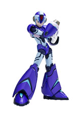Mega Man X Designer Series Figure