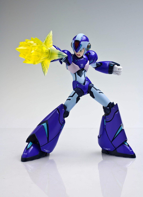 Designer-Series-Mega-Man-X-Fig-Stance-Blast