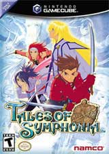 Tales of Symphonia Instruction Manual