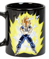 Dragonball Z Vegeta Energy PX Heat Change Mug