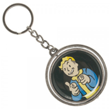 Fallout Keychain: Nuka Cola Spinner