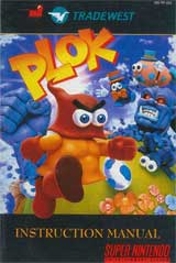 Plok (Instruction Manual)