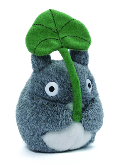 My Neighbor Totoro Leaf Bean Bag 5 Inch Plush