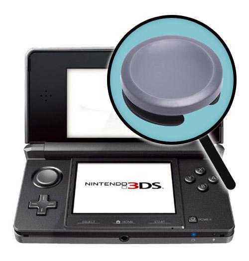 3DS Repairs: Analog Control Stick Circle Pad Repair