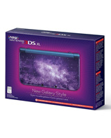 New Nintendo 3DS XL Galaxy Style