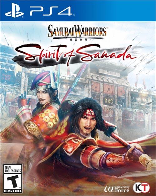 Samurai Warriors: Spirit of Sanada