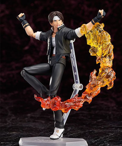 King of Fighters 98 Kyo Kusanagi Figma