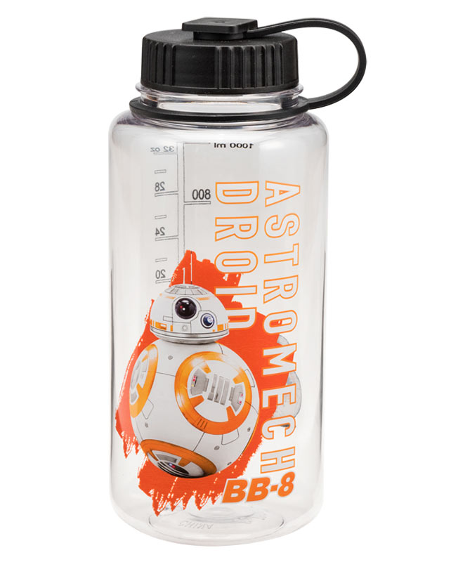 Star Wars BB-8 32oz Tritan Water Bottle