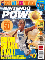 Nintendo Power Volume 251 NBA Jam