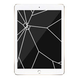 iPad Air Glass Replacement White
